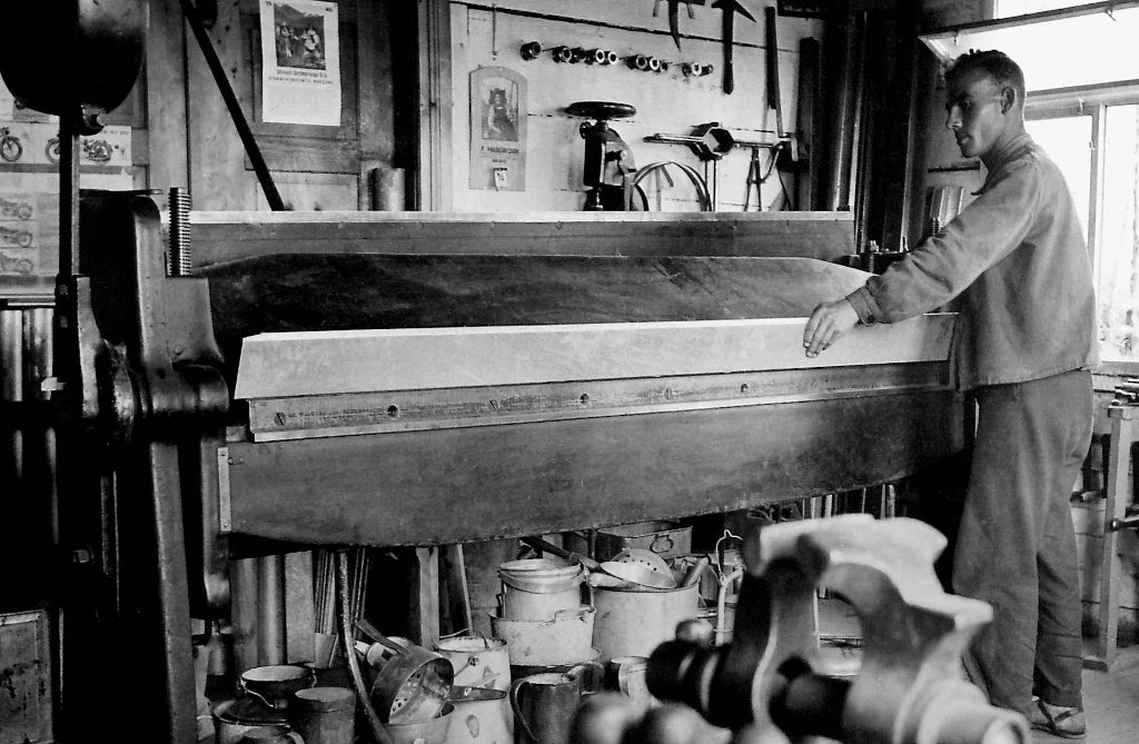 My father´s workshop 1