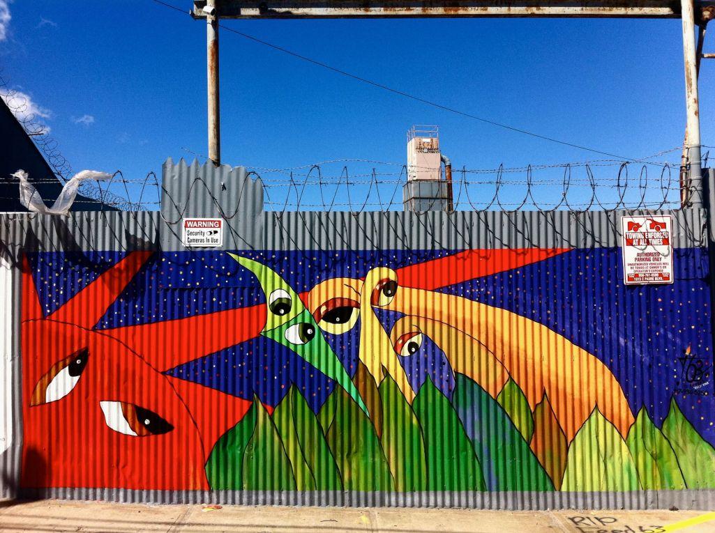 New York Graffiti 12