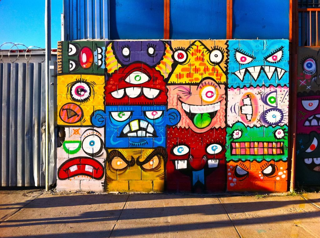 New York Graffiti 4