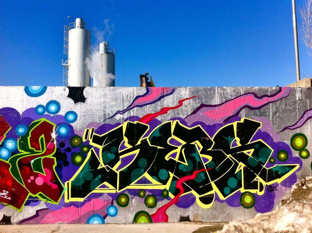New York Graffiti 7